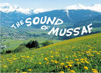 The Sound Of Mussaf